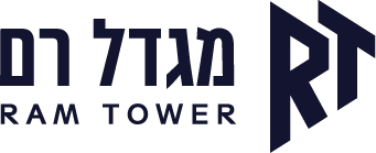 מגדל רם לוגו כחול