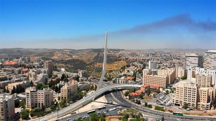 משרדים למכירה באזור ירושלים